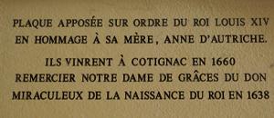 plaque-louis-XIV